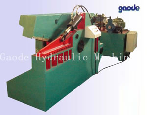 HC43-1600 Scrap Metal Alligator Shear